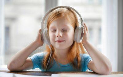 Kuinka löydän äänikirjoja lapsille?