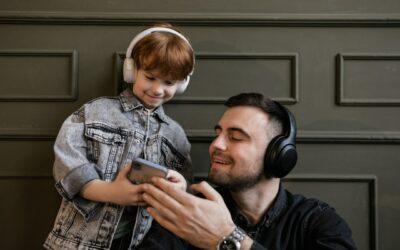 Äänikirjasovellus koko perheelle!