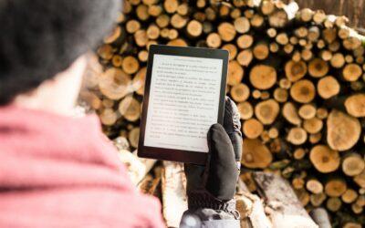 Mikä ero on e-kirjan ja äänikirjan välillä?